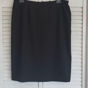 JONES WEAR Brown Skirt w/Specks